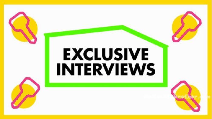 Jeff Schroeder hosts the Live #BB21 Cast Interviews Tomorrow