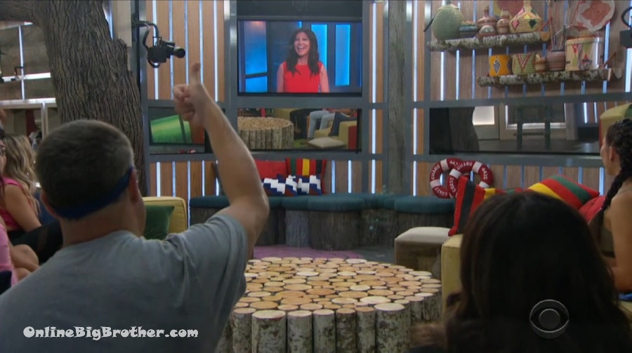 Big Brother 21 Week 10 recap and Double Eviction Results Big