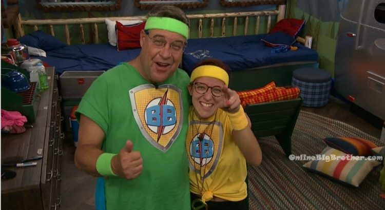 Big Brother 21 Spoilers | OnlineBigBrother Live Feed Updates