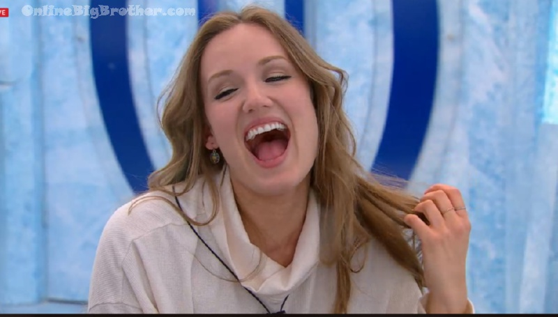 Beth wins Head of Household - Double Eviction next week ...