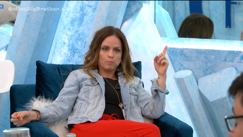 """""""One of them has to go for Blueline"""" Big Brother Canada 9 ..."""