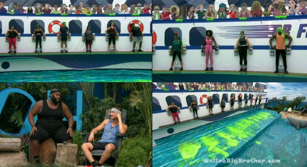 Big Brother Spoilers - Head of Household Endurance results ...